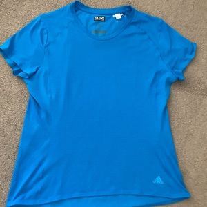 Adidas Blue XL shirt